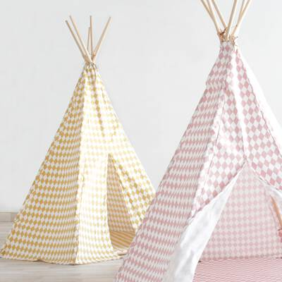 nobodinoz tipi kinderzimmer diamonds yellow arizona