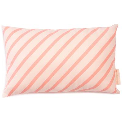Nobodinoz Kissen Laurel Candy Stripes 22x35cm