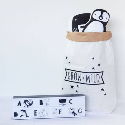 Wandsticker Grow Wild/A little lovely Company