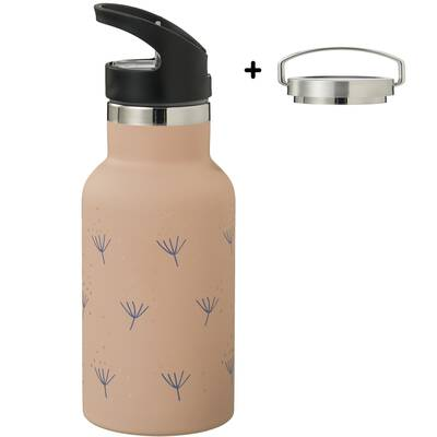 Fresk Thermosflasche rosa Pusteblume 350ml